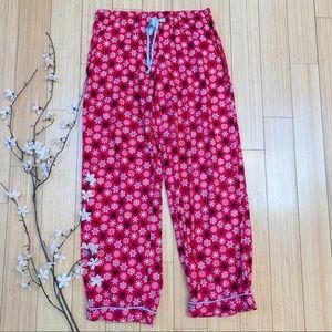 Victoria's Secret flannel pajama lounge pants, M.